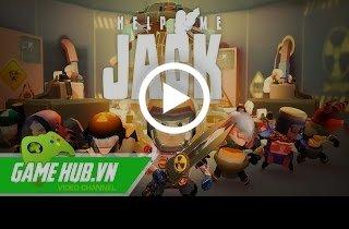 Help Me Jack - Anh hùng giết quái cứu con tin 3D - iOS/Android