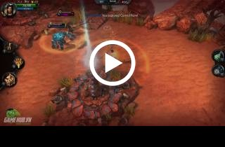 Trailer gMO MOBA The Witcher Battle Arena - iOS/Android