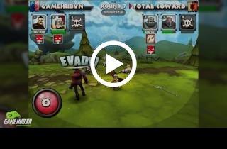 Might & Mayhem - Gây đội anh hùng đoạt lại đế chế - iOS/Android