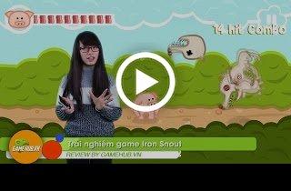 Iron Snout - Ủn đại hiệp săn sói - iOS/Android